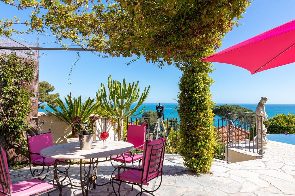 saisonnier maison de luxe 06360 eze