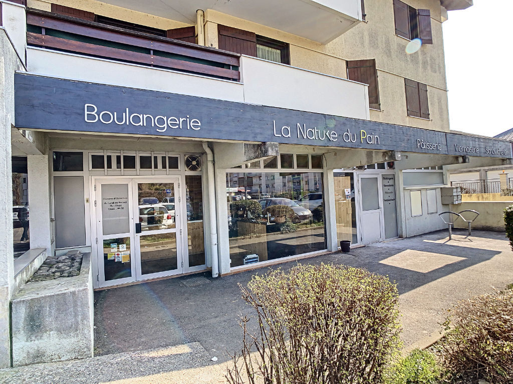 MEYTHET - Fonds de commerce - Boulangerie