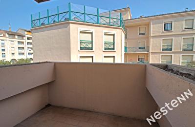 Appartement a vendre de type 1 avec balcon