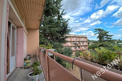 BON ENCONTRE - Appartement T3 avec garage - Loue