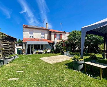 A VENDRE - LE VIEUX PASSAGE - Maison 4 pieces avec garage et jardin