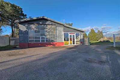 BOE - Ensemble immobilier comprenant un Local pro, 3 Hangars et un Loft sur 9000 m2.