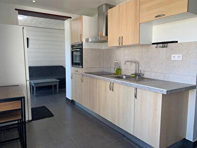 A LOUER - AGEN - Appartement T3 meuble avec balcons