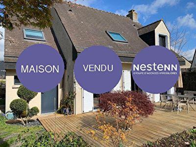 A vendre maison Saint Gregoire 6 pieces