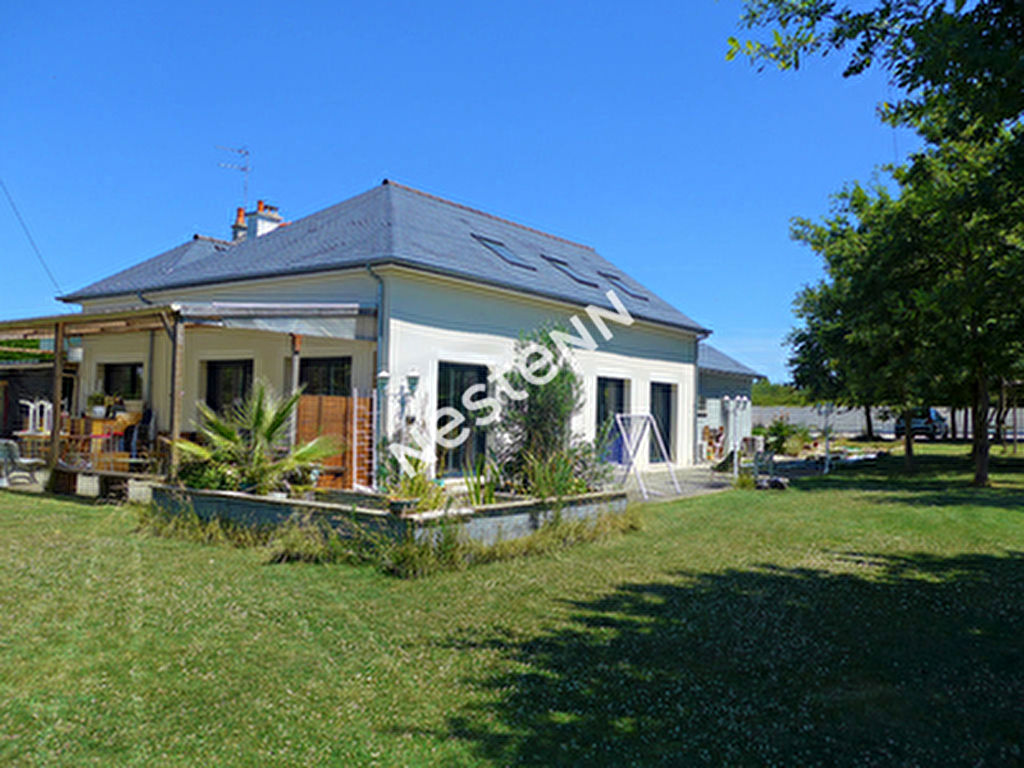 A vendre maison Saint Gregoire 9 pieces