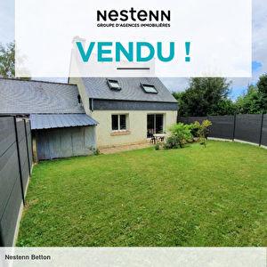 A Vendre Thorigne Fouillard Maison 5 pieces, 94 m2 habitables, garage, terrain clos