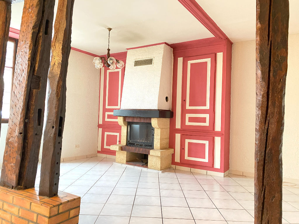 Maison de ville de 152 m2 au coeur d'Ancerville