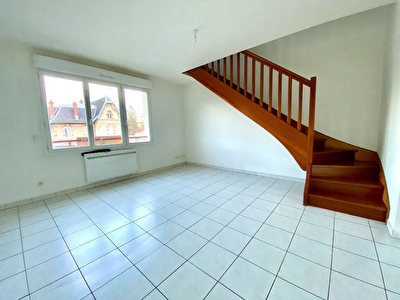 BAISSE DE PRIX Appartement duplex 51m2 a Bar-le-Duc