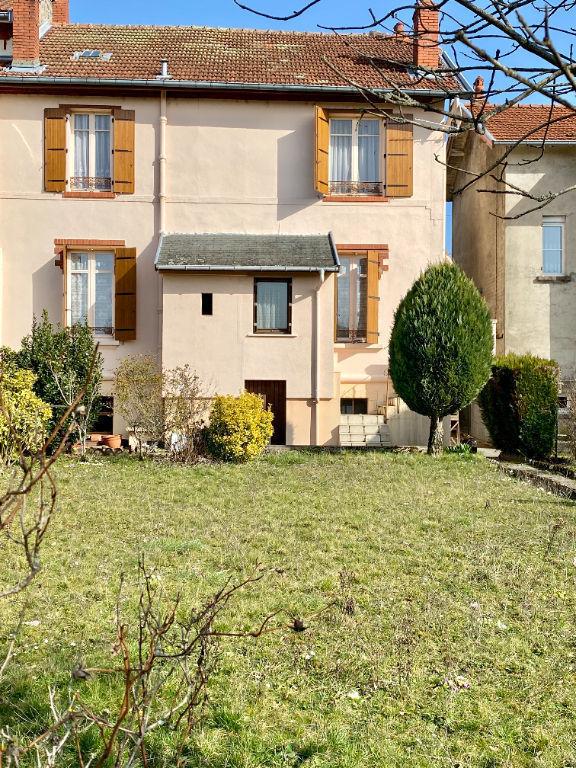 A VENDRE - Maison de ville avec jardin - Quartier Marbot  -128m2