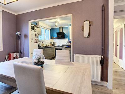 Exclusivite : proche capucins Brest appartement 4 pieces 72 m2
