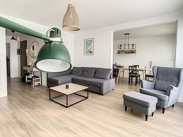 Appartement Brest 4 pieces CORNICHE vue Mer