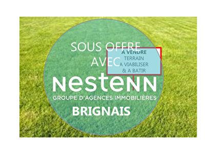 Terrain constructible de plus de 800 m2 a Saint-Genis-Laval