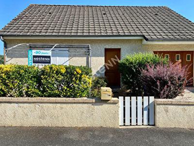 Brive - Quartier Breuil - Maison 95m2  - 3 Chambres - 1  garage