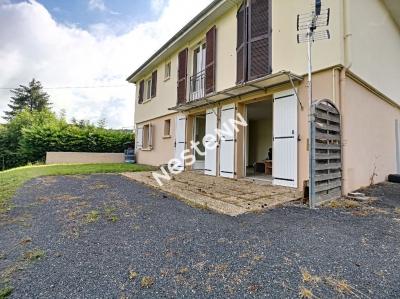Tulle Maison 6 pieces 120 m2 - 4 chambres - 2 salons sejours - 2 salles de bain - 1 garage