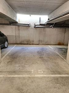 place de parking de 15.20 m2 - place N°15