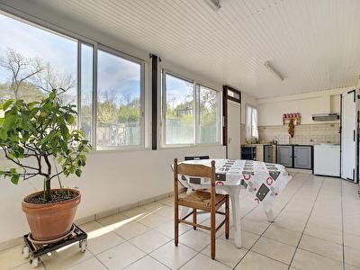 Maison Brive Ouest -113 m2 avec jardin - 3 chambres - 1 bureau