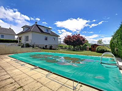 Maison Seilhac 124m2 avec piscine - 3 Chambres - Sous sol -