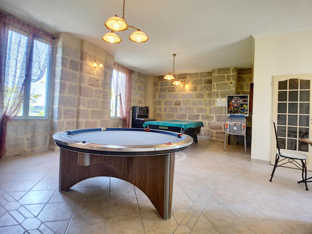 vente maison de luxe 46600 martel