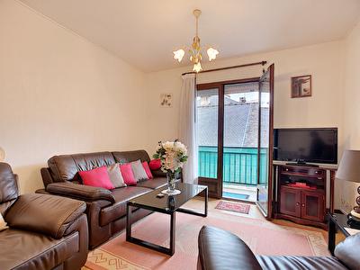 Appartement a vendre Brive La Gaillarde 3 pieces 62.80 m2 - 1 garage -  un ascenseur - 2 balcons