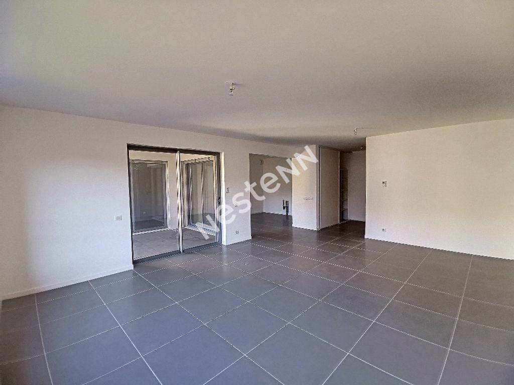Appartement T3 neuf Brive La Gaillarde 88 m2  - QUARTIER 126 - Terrasse