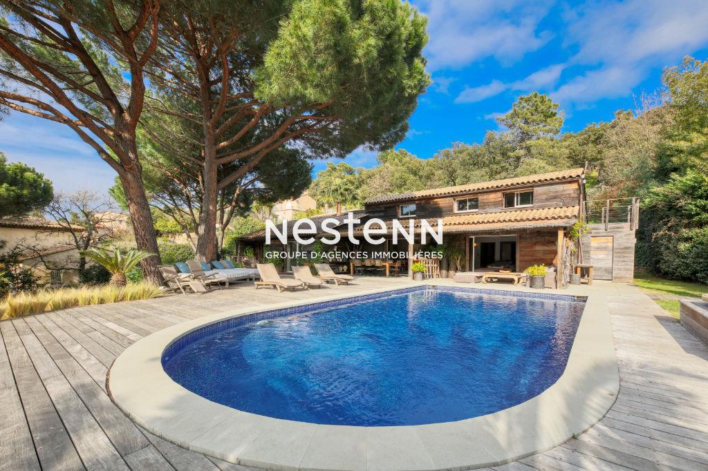 vente maison de luxe 83580 gassin