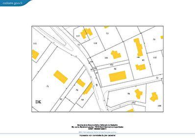 Terrain Concarneau 987 m2