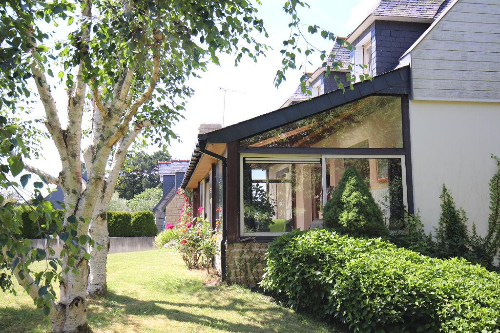 Maison Melgven 6 pièce(s)  de 129 m²  sur un terrain de 1600 m²