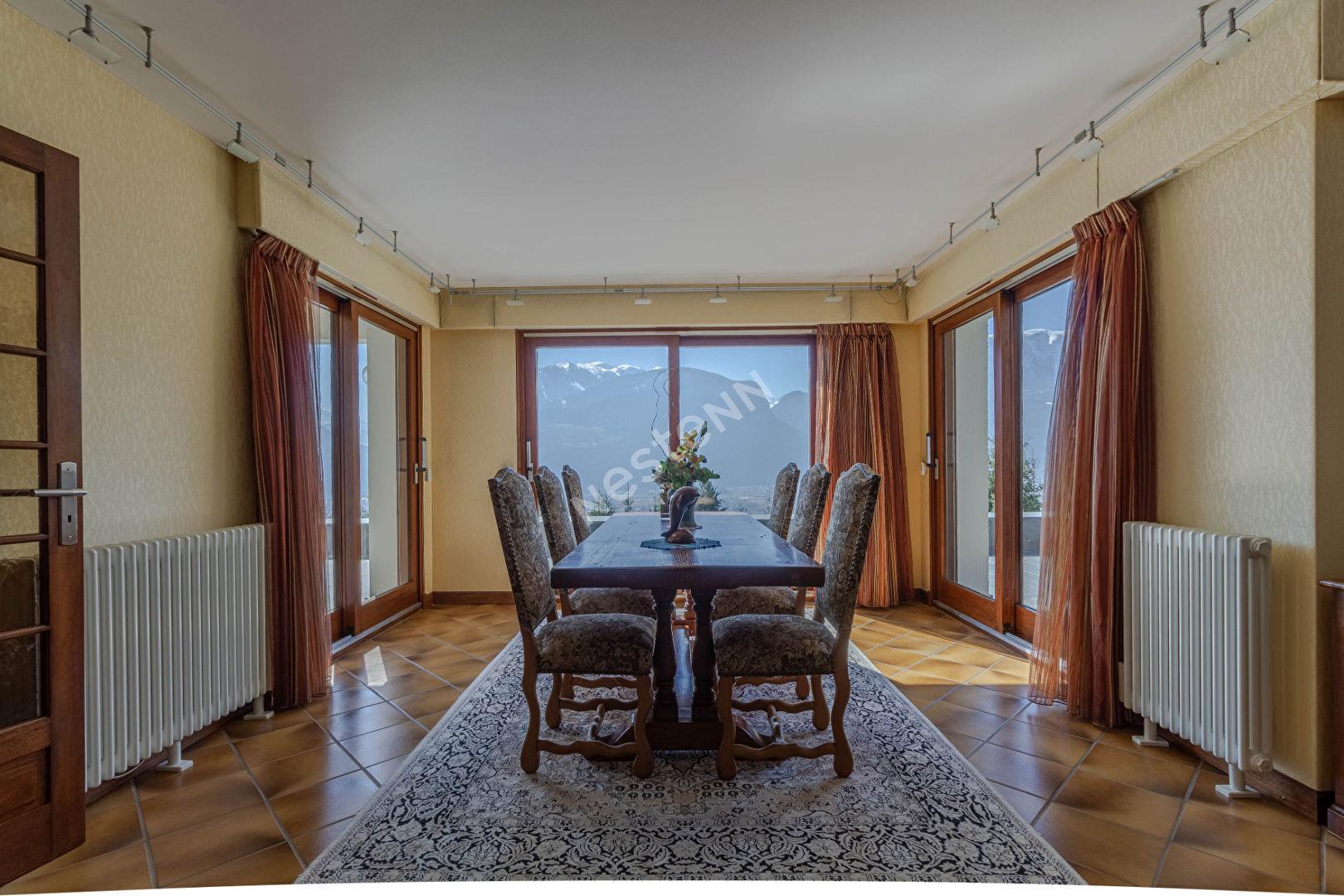 vente maison de luxe 74300 chatillon sur cluses