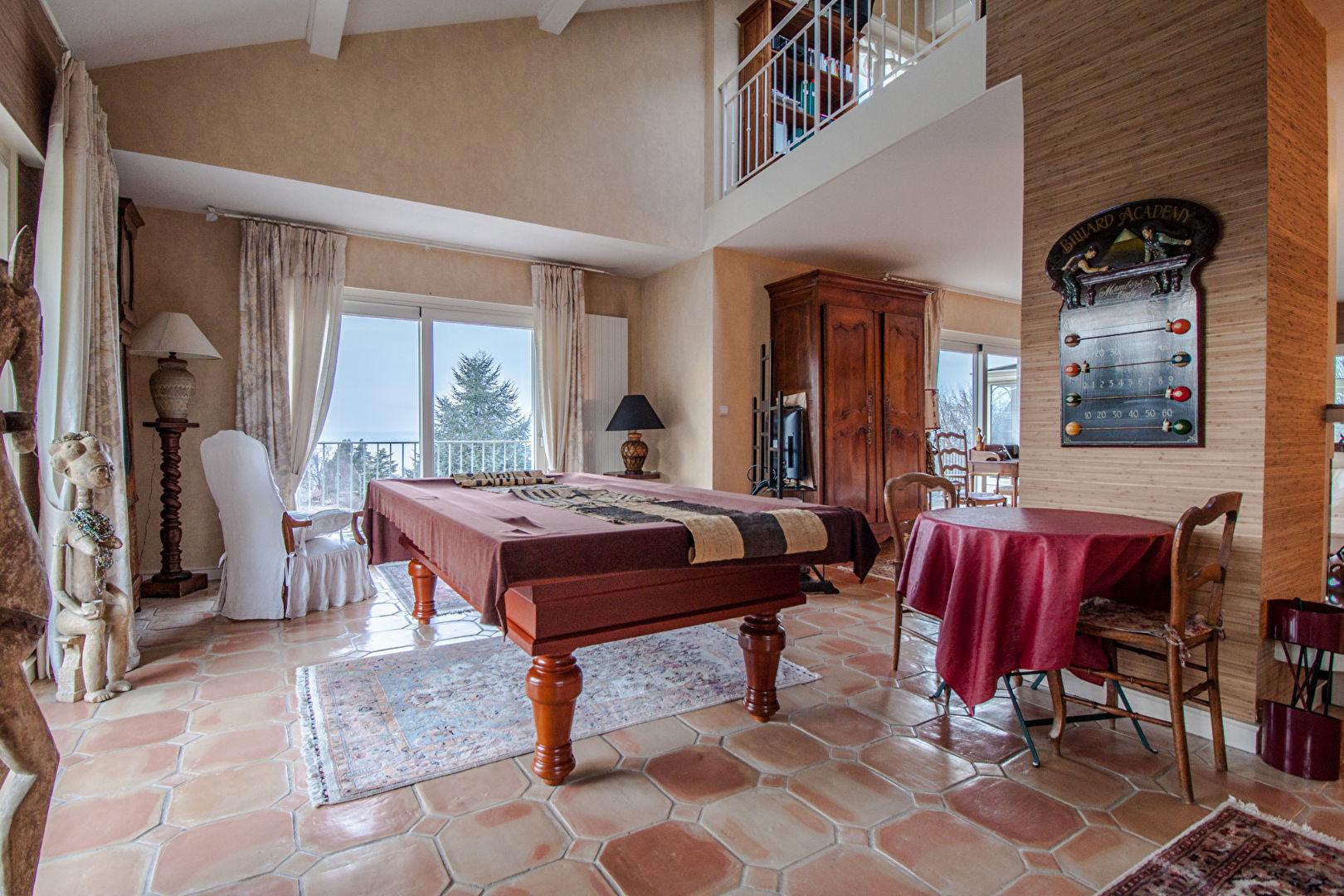 vente maison de luxe 74500 evian les bains