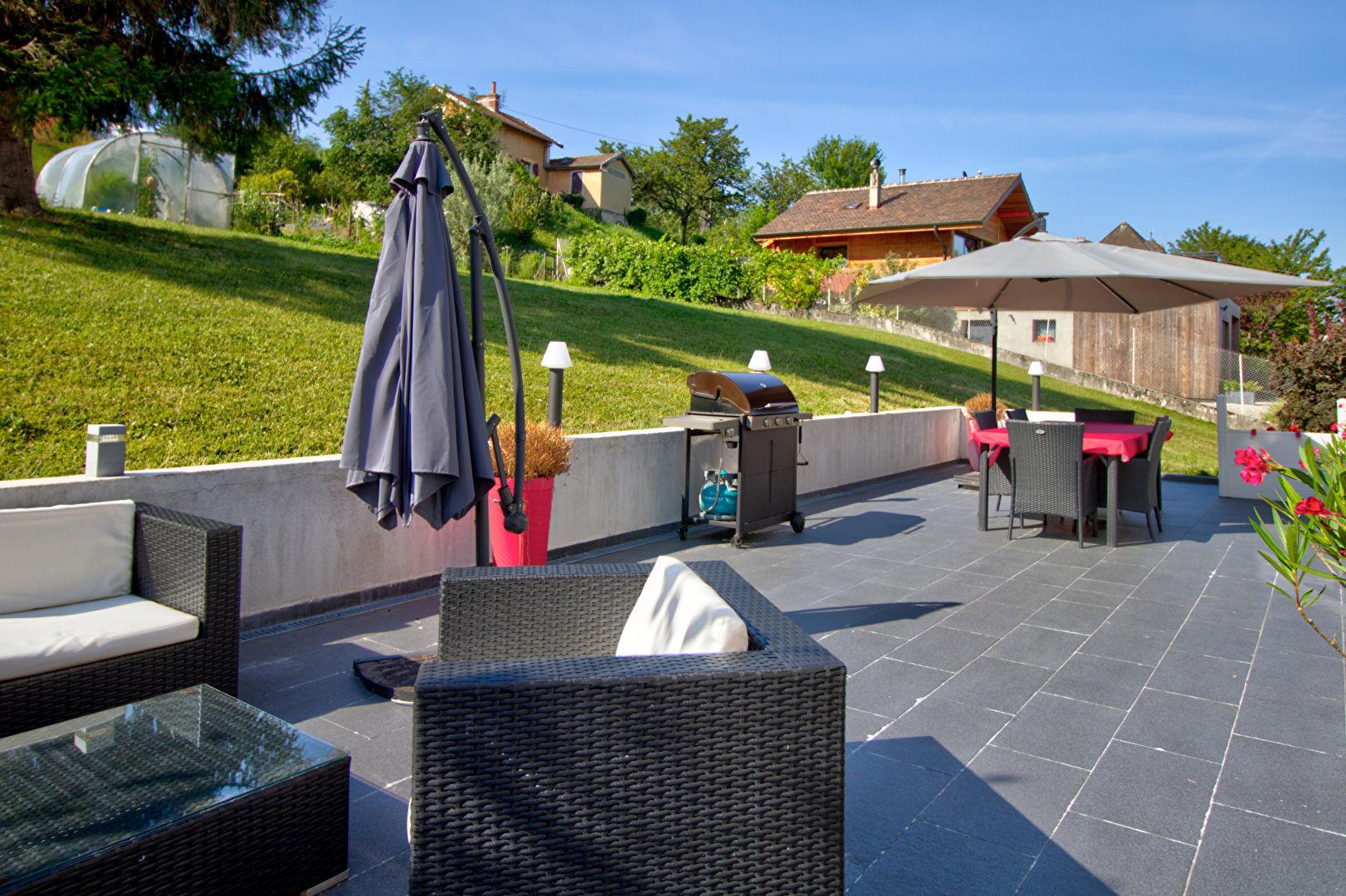 vente maison de luxe 74500 maxilly sur leman