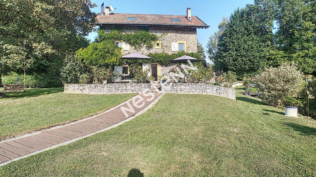 vente maison de luxe 74890 lully