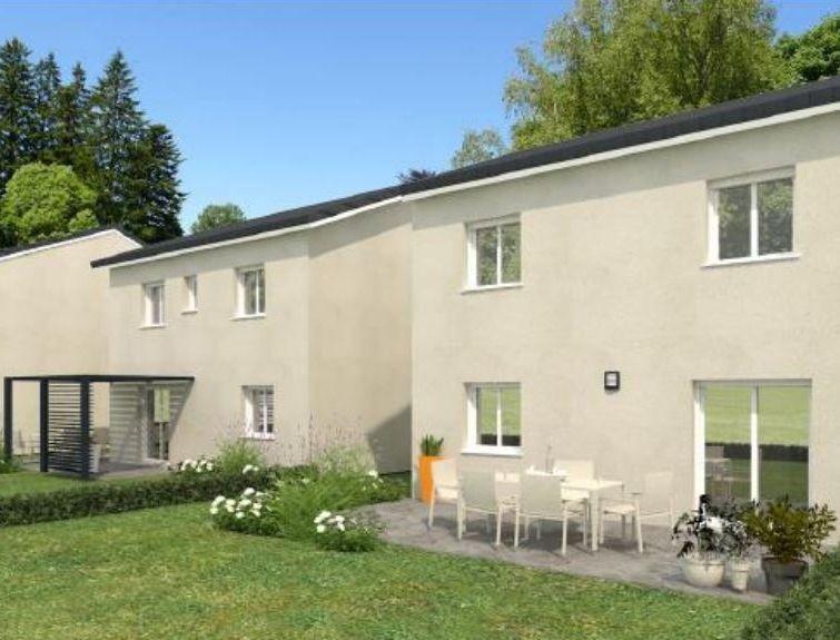 LOISIN maison  de 130 m2 sur terrain de  374 m2