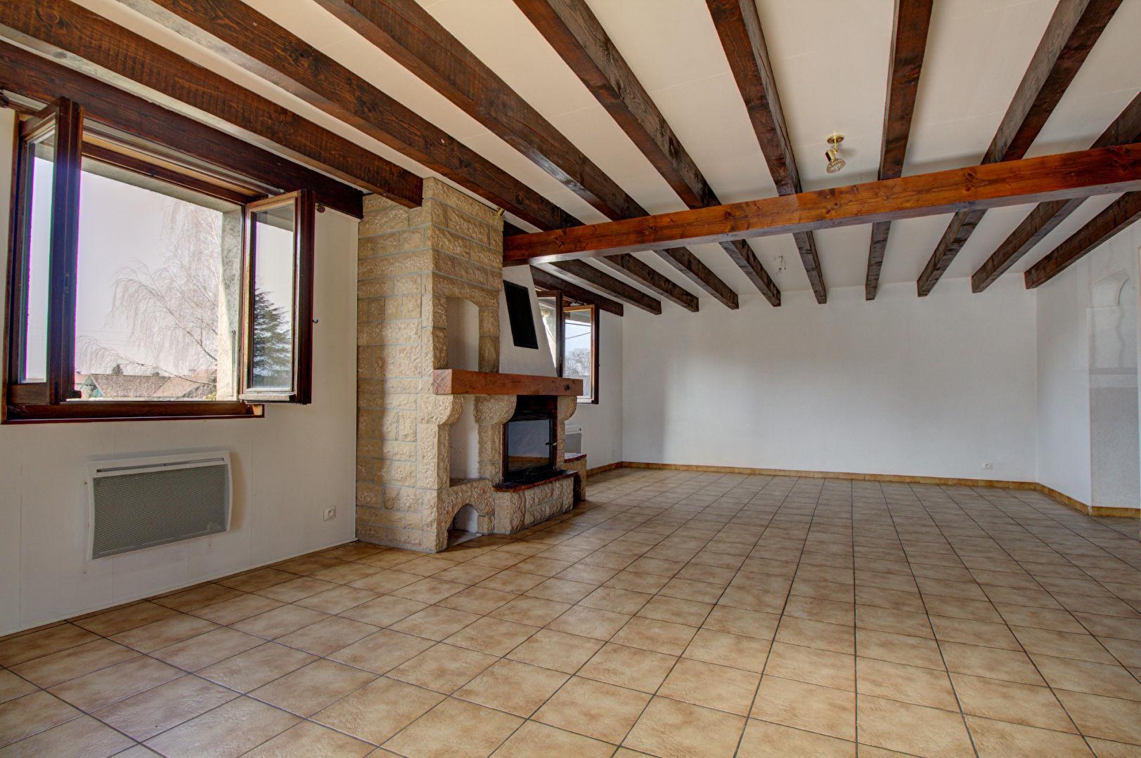 Appartement Bons En Chablais 3 pièces 82.87 m2