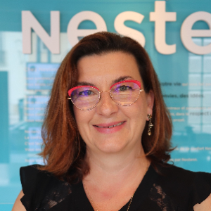 Sandrine MORNET - Directrice immobilier à Hyeres