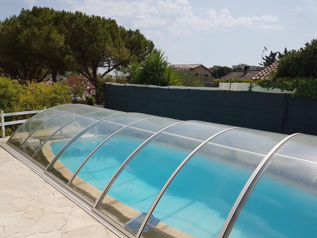 Hyères Costebelle Maison 7 pièces 155 m² - Piscine - Jardin - Garage