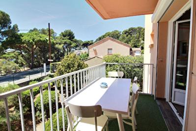 Appartement Hyeres 1 piece 27.91 m2 - GIENS Idealement situe a deux pas de la mer