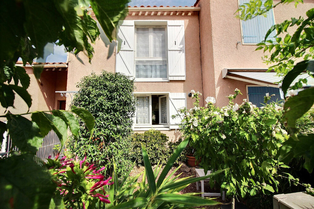 HYERES ALMANARRE - Maison T3 de 70 m², jardin, proche commodités et plages