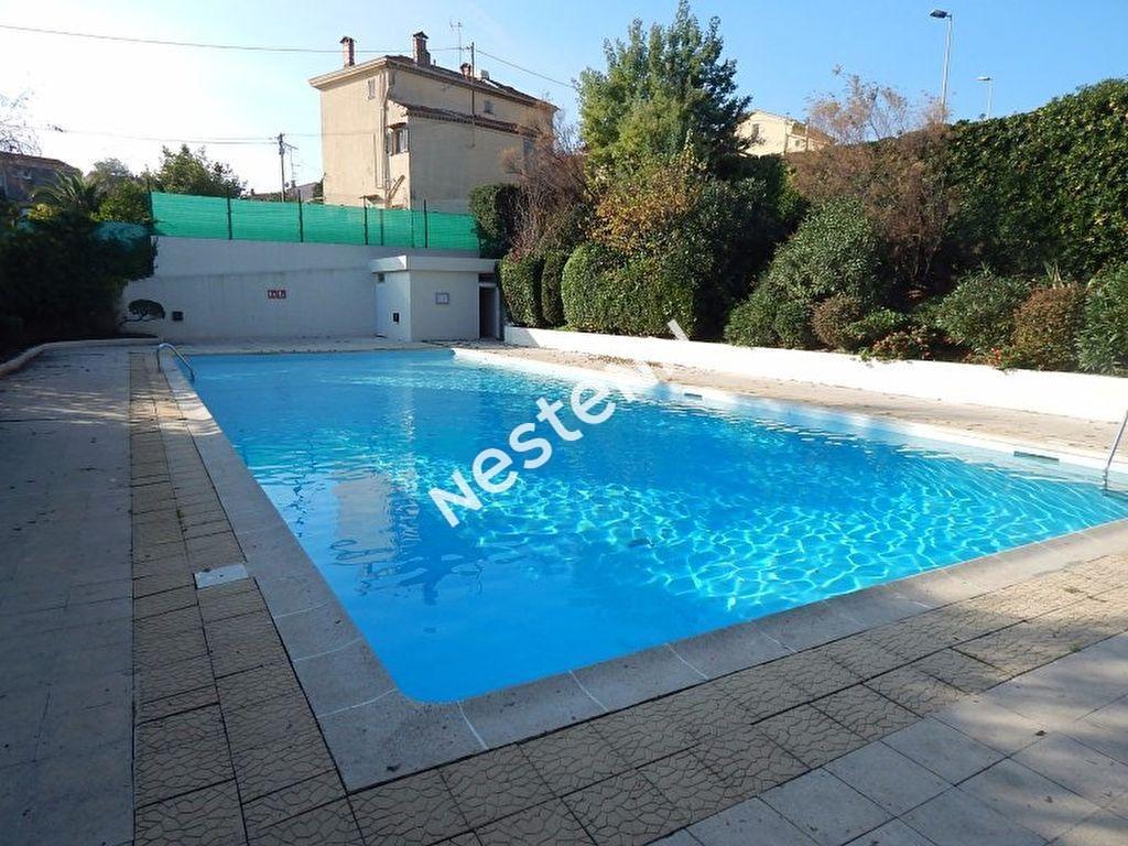 photos n°1 CANNES STUDIO  piscine et vue mer