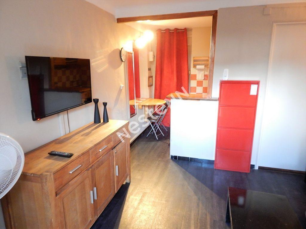 Cannes studio Forville Location meublée à l'année
