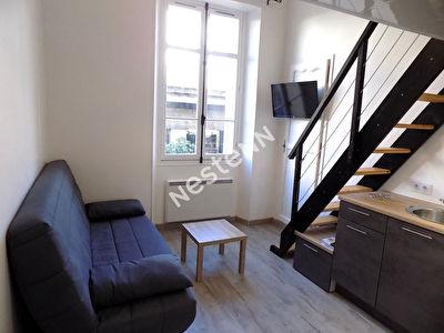Cannes Forville bail meuble studio