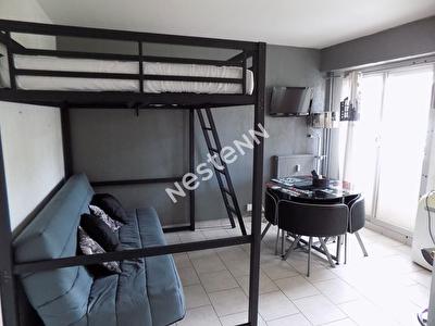 Le Cannet limite Cannes Studio meuble a louer