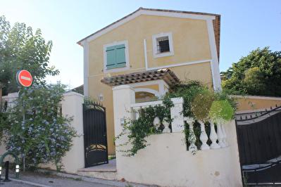 A louer Cannes Villa 5 pieces avec piscine