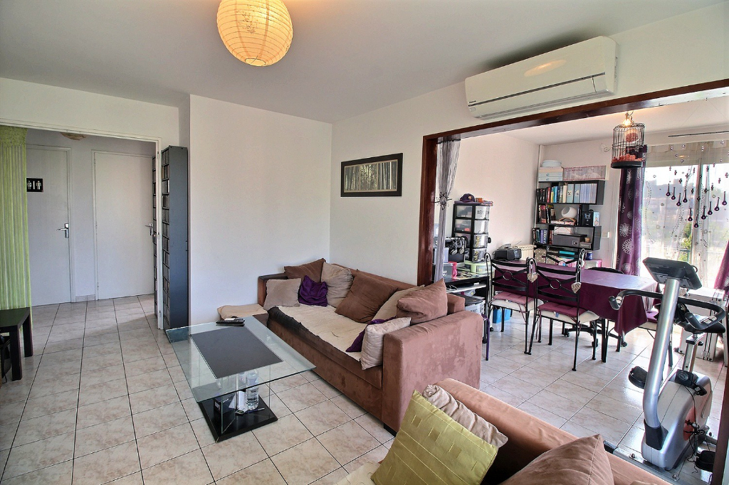 Appartement La Garde 5 pièce(s) 102 m² - Terrasse, 3 chambres, cave, proche centre ville