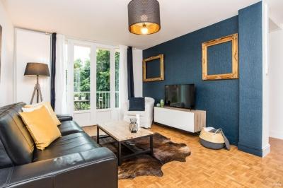 COTE PAVEE. A louer, appartement Toulouse 4 pieces de 79 m2