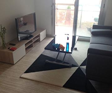 Appartement Marseille 8eme  2 pieces 36 m2 parking + cave