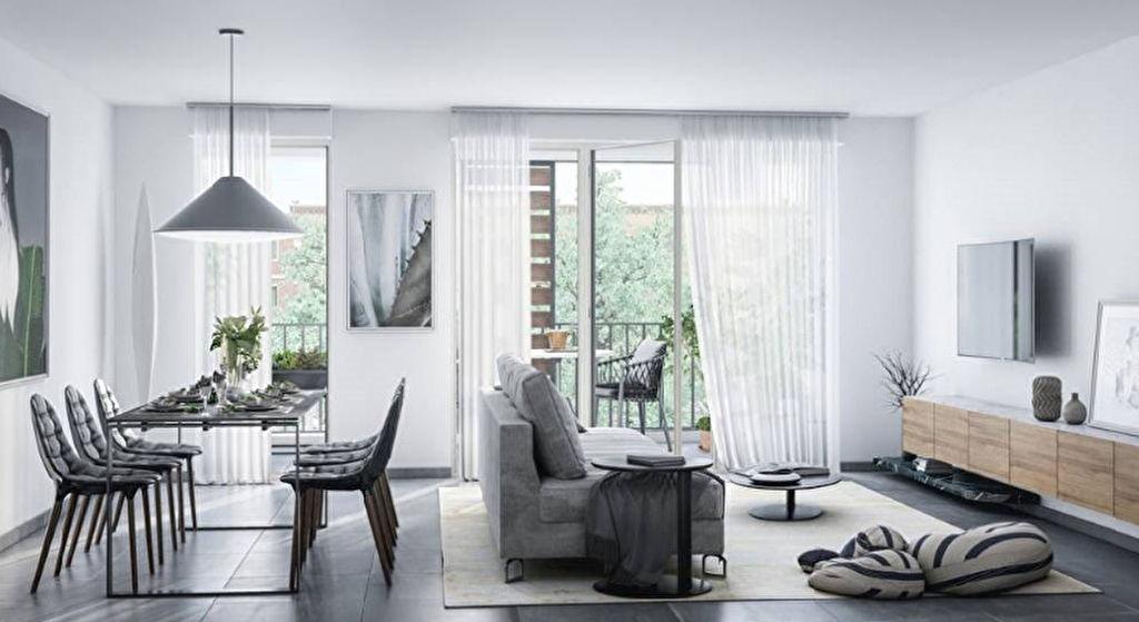 Appartement Marseille 2 pièce(s) 48.5 m² Garage