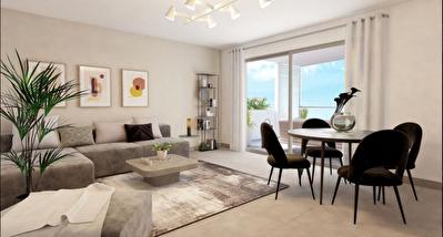 Appartement Marseille 3 pieces 76 m2