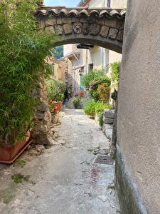 Maison en pierre situe a gorbio a 10mn de Roquebrune cap Martin