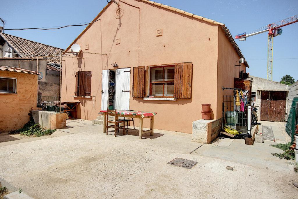 Maison type 3 plain pied d'environ 63 m² avec 200 m² de jardin
