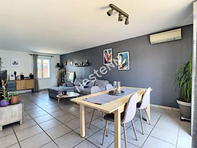 Maison Miramas 4 pieces 85 m2 avec garage et place de parking